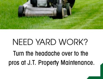 need yard work?